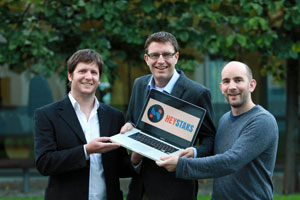 HeyStaks - Maurice Coyle CEO, Barry Smith Chief Scientist, Peter Briggs CTO